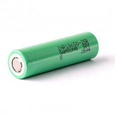 Samsung 25R INR 18650 20/35A 2500mAh Battery