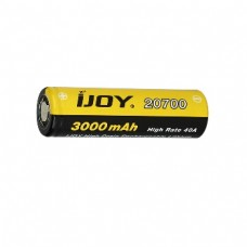 iJoy INR 20700 40A 3000mAh Battery