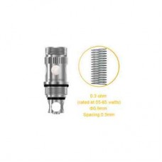 Aspire Triton 0.3 Ohm BVC Replacement Coil 5-pack