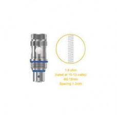 Aspire Triton 1.8 Ohm BVC Replacement Coil 5-pack