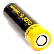 Aspire ICR 18650 high discharge 3.7V 2500mAh 20/40A Li-ion Battery